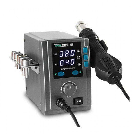 Sugon 2020D 700W Sıcak Hava Üfleme Makinesi